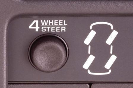 4 wheel steering