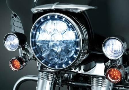 headlight motor