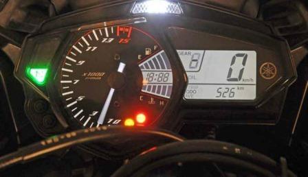 multi function meter yamaha r25