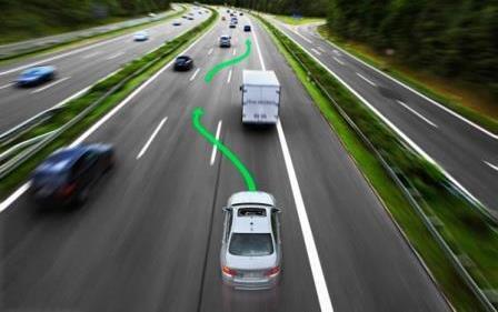 teknologi keselamatan mobil