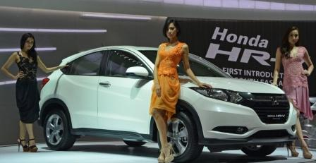 Honda HR-V Indonesia 2014