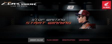 Order Online Honda CBR150R Indonesia