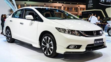 honda civic facelift 2014