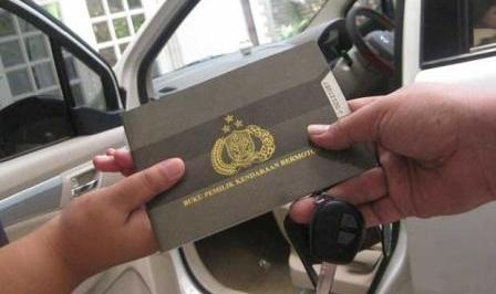 dokumen kendaraan