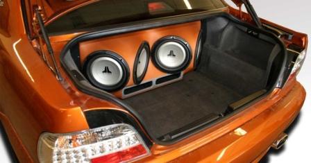 sistem audio mobil