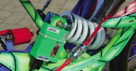 CDI motor programmable