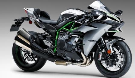 Kawasaki Ninja H2 998 cc