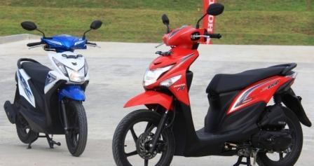 New Honda Beat eSP