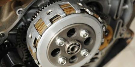 kopling motor selip