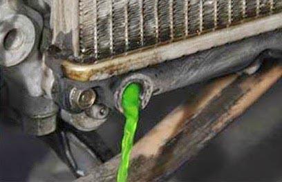 radiator honda vario