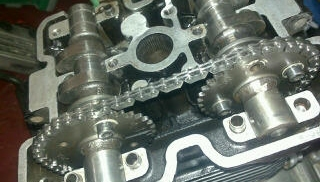 timing chain rantai kamprat