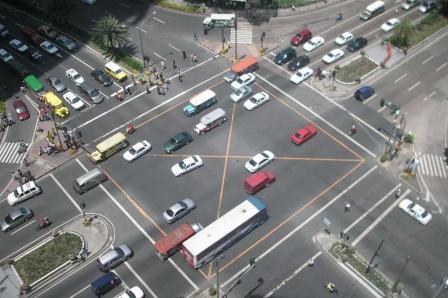 travolution lalu lintas