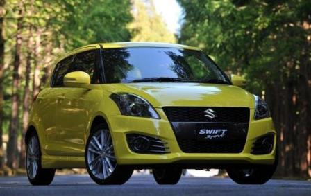 Suzuki Swift GX