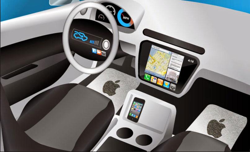 iCar Apple