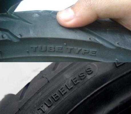 tanda ban tubeless