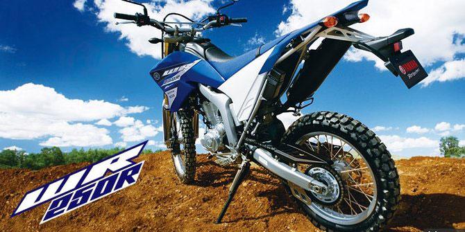 trail WR250 R