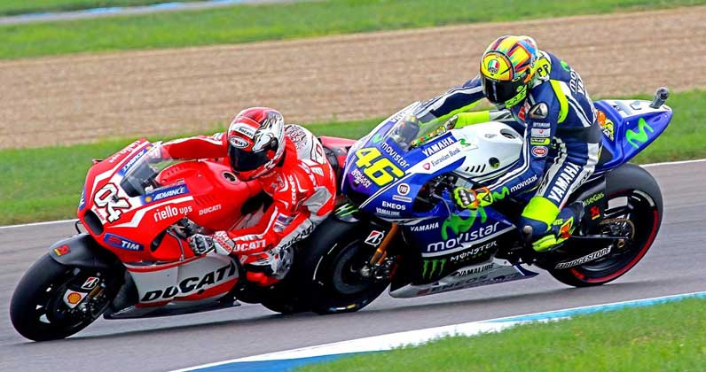 Jadwal Motogp Qatar Di Trans7 | MotoGP 2017 Info, Video, Points Table