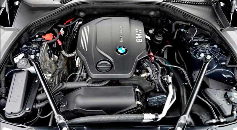 diesel seri 5 BMW 520d Luxury