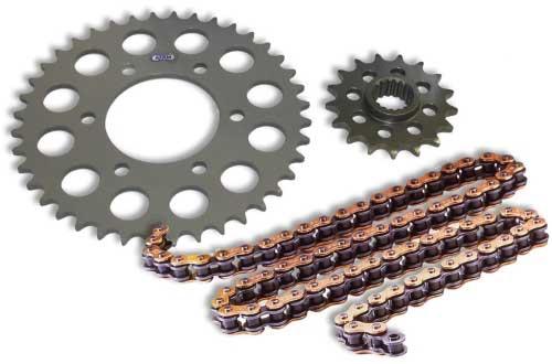 gear rantai motor