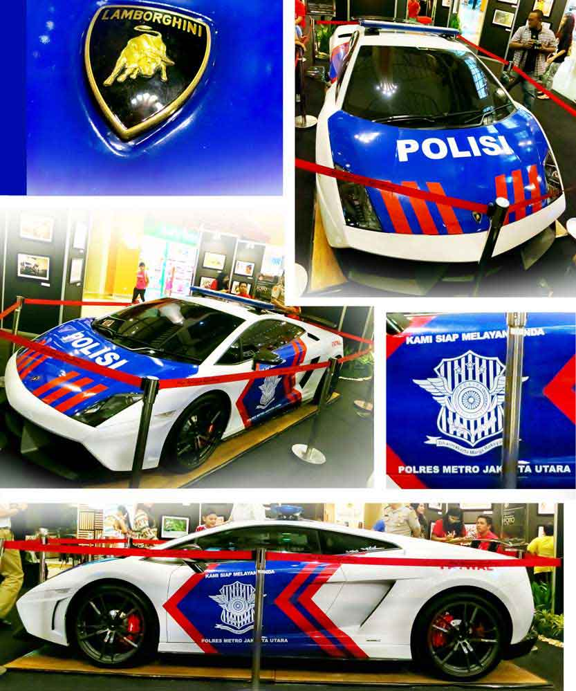 mobil polisi indonesia baru