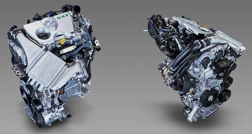 8NR FTS turbo toyota