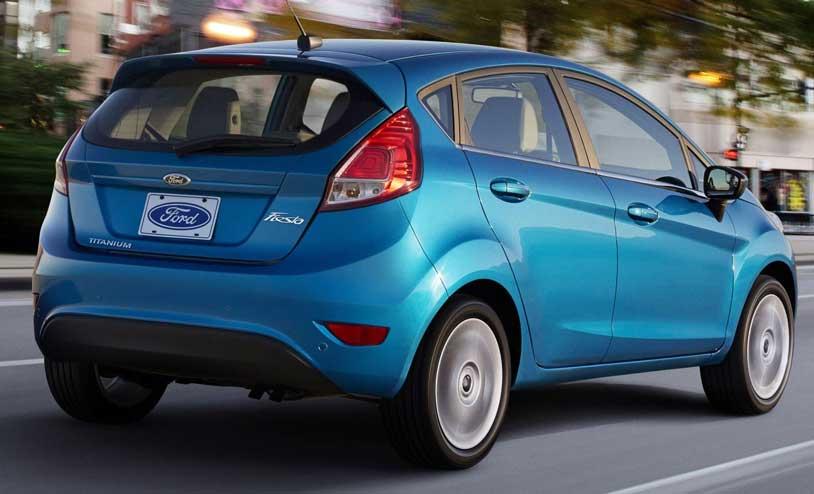 Ford Fiesta mini