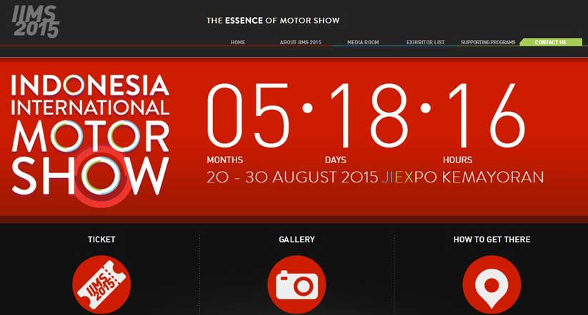 The Essence of Motor Show