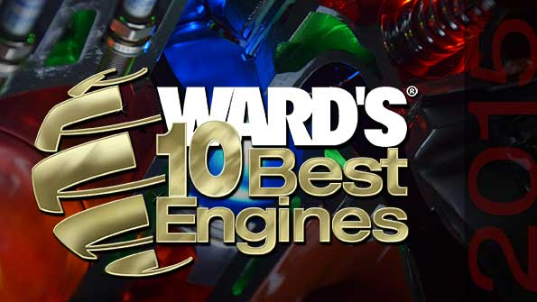 Ward's Automotive engine