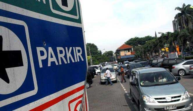 lokasi parkir