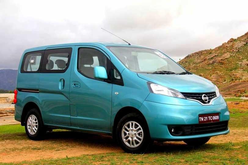 MPV New Nissan Evalia