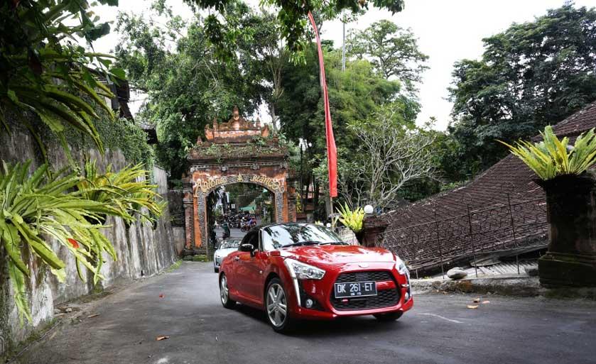 Daihatsu Copen Indonesia 2015