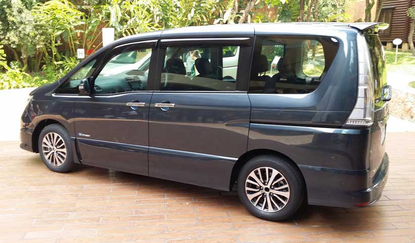 New Nissan Serena Indonesia