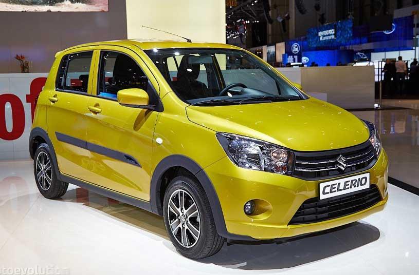 Suzuki Celerio Indonesia
