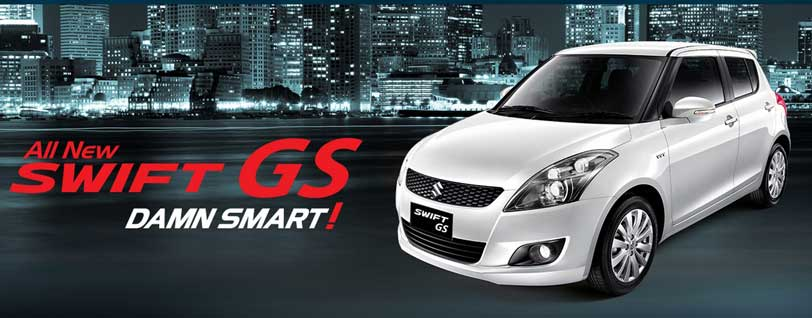 Suzuki Swift GS Indonesia