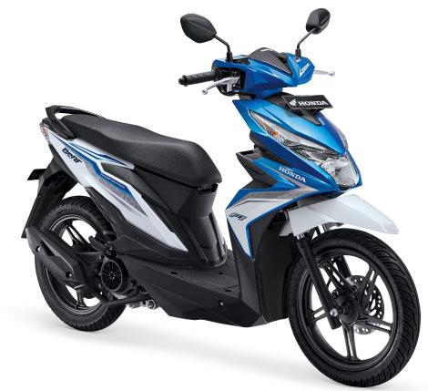 Deretan 5 Motor Matic Paling Irit Yang Beredar Di Pasaran Indonesia Versi Apritos
