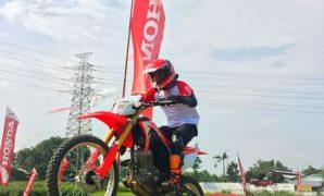 Trail Honda CRF150L