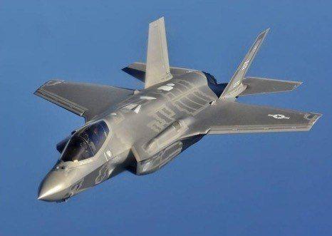 jenis pesawat tempur f35 lightning ii
