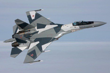 jenis pesawat tempur su 35