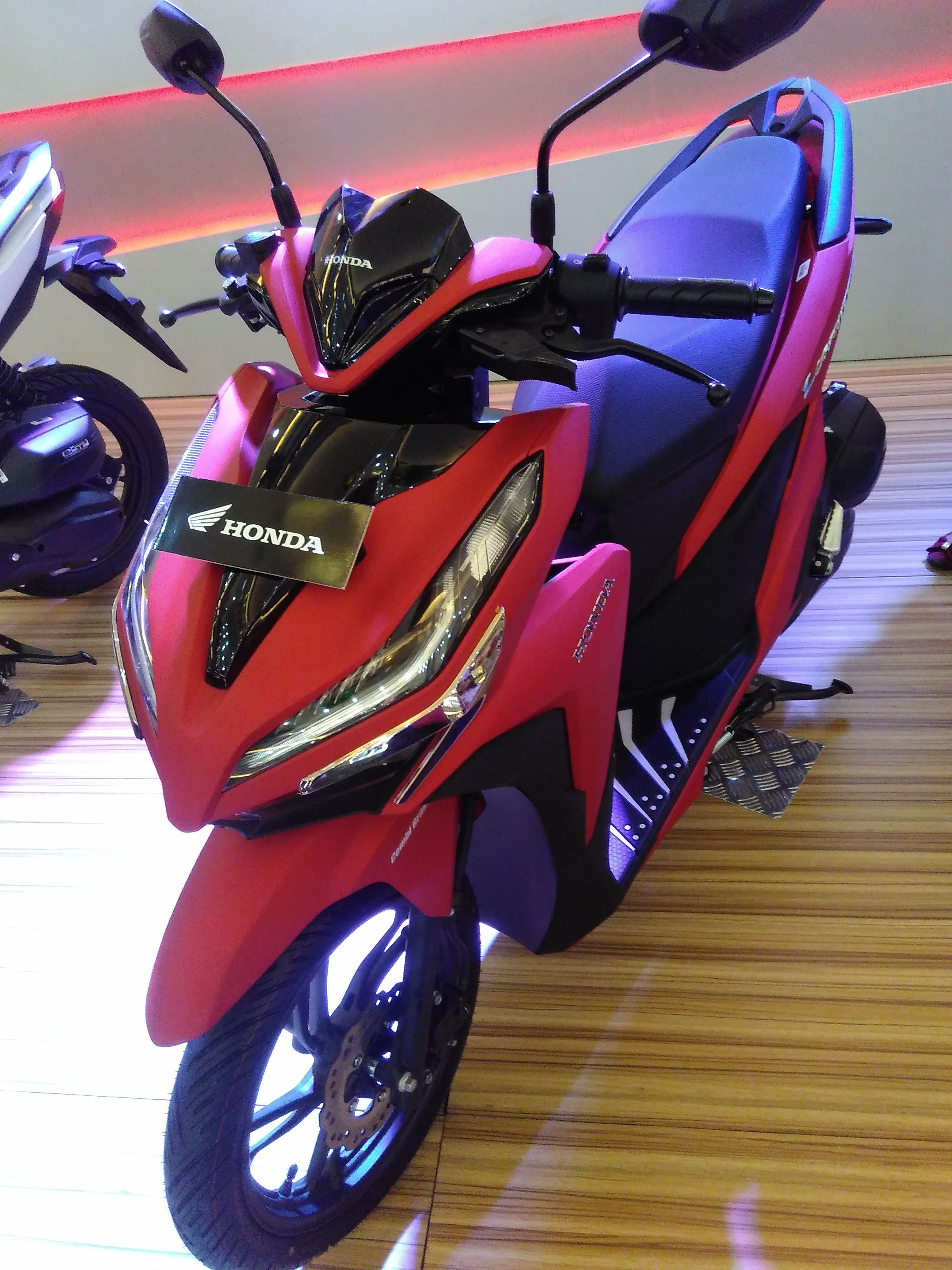 All New Honda Vario 150 Facelift