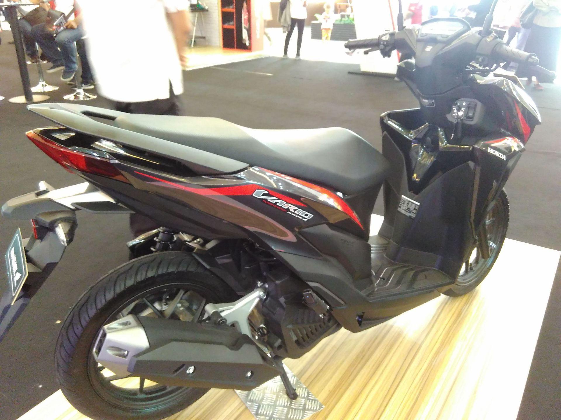knalpot New Honda Vario 150