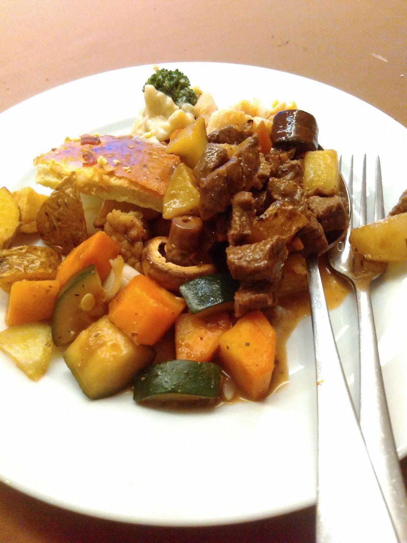 makanan diet perancis