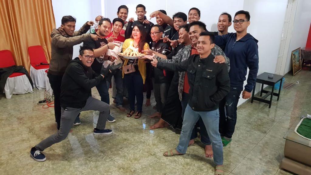 Ulang tahun Blog Vlog Honda Jateng