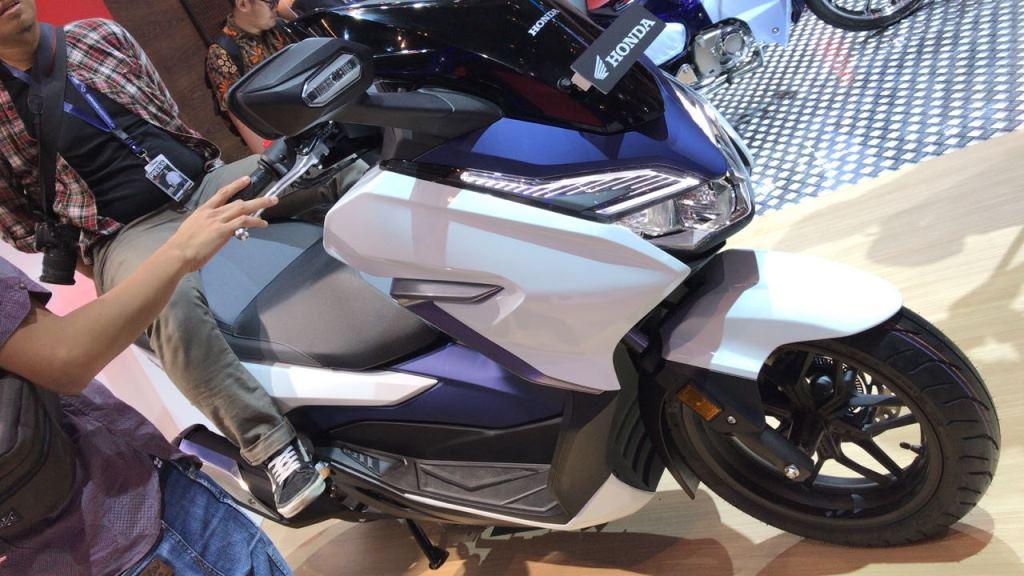 Honda Forza 250 2018