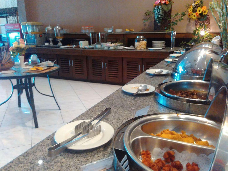 sarapan Hotel BJ Perdana Pasuruan