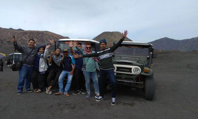 Trip Bromo Malang