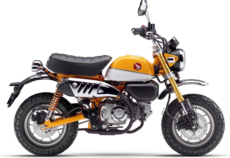 Honda Monkey 2019 kuning