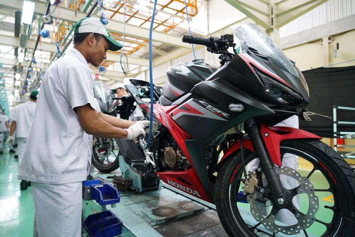 pilihan varian Honda CBR150R 2020
