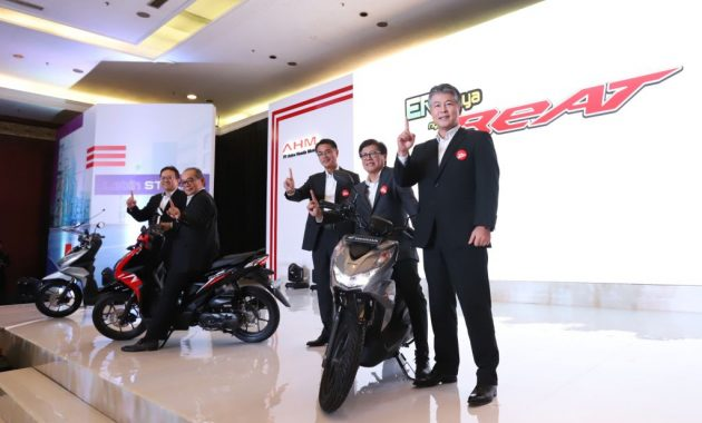 Launching All New Honda BeAT 2020