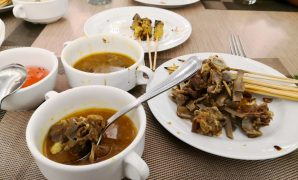 satay day on saturday merapi merbabu hotel