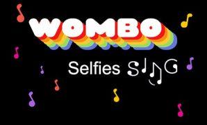 Wombo Guide Selfie Sing Video